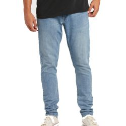 Jeans Volcom VORTA TAPERED VINTAGE MARBOLED INDIGO 2021