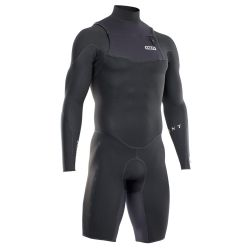 Muta Uomo Ion ELEMENT SHORTY LS 2/2 FRONT-ZIP BLACK 2021