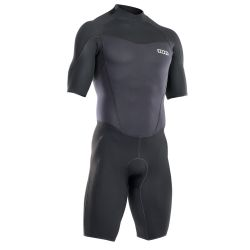 Muta Uomo Ion ELEMENT SHORTY SS 2/2 BACK-ZIP BLACK 2021