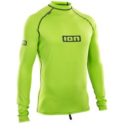 Lycra Uomo Ion PROMO RASHGUARD MEN LS LIME GREEN 2021