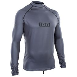Lycra Uomo Ion PROMO RASHGUARD MEN LS STEEL BLUE 2021
