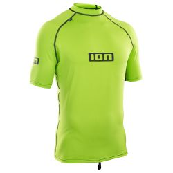 Lycra Uomo Ion PROMO RASHGUARD MEN SS LIME GREEN 2021