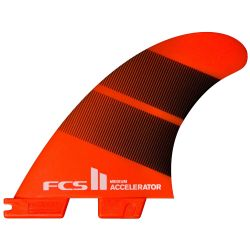 Pinne Surf FCS ACCELLERATOR FCS II NEO GLASS TRI-FIN LARGE