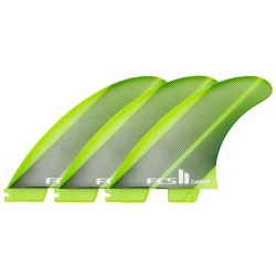 Pinne Surf FCS CARVER NEO GLASS TRI-FIN LARGE