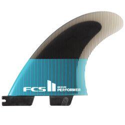 Pinne Surf FCS PERFORMER PC FCS II TRI-FIN SMALL