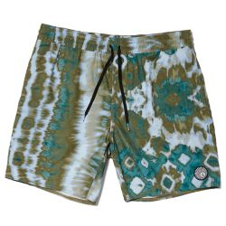 Costume Volcom EARTHLY DELIGHT TRUNK 17 SPRUCE GREEN 2021