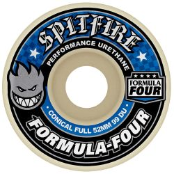 Ruote Skate Spitfire F4 99 CONICAL FULL 53MM