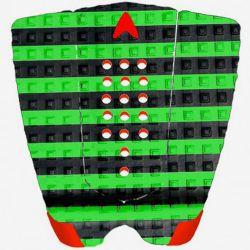 Pad Surf Astro Deck DANNY FULLER 3 PIECES BLACK/GREEN 2021
