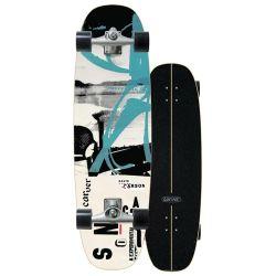 "Surf Skate Carver CARSON PROTEUS 33"" CX"