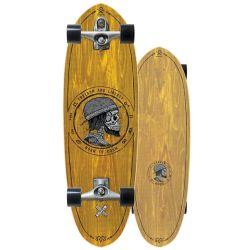 "Surf Skate Carver HOBO 32.5"" C7"