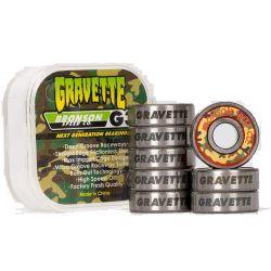 Cuscinetti Skate Bronson GRAVETTE PRO G3
