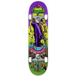 """Skate Completo Cruzade DEATHSKULL 8.25"""""""