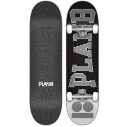 "Komplett Skateboard Plan B ACADEMY 7.75"""
