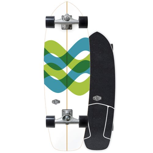 "Surfskate Triton X CARVER SIGNAL 31"""