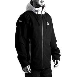 Giacca Follow LAYER 3.1 OUTER SPRAY TWELKER BLACK 2021