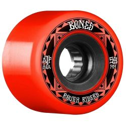 Ruote Skate Bones ATF ROUGH RIDERS RED 59MM