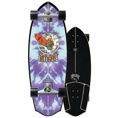 """Surf Skate Carver X LOST ROCKET REDUX 30"""" CX"""