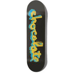 "Tavola Skate Chocolate LIFTED CHUNK ALVAREZ 8.18"""