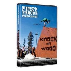 DVD Snowboard KNOCK ON WOOD