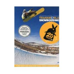 DVD Snowboard TWENTY TRICKS